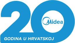 20 godina Midea klima uređaja u Hrvatskoj!